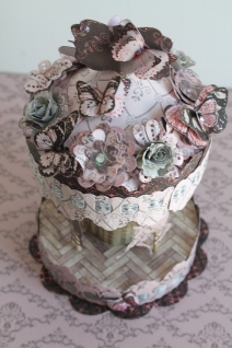 carrousel rose