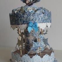 carrousel bleu