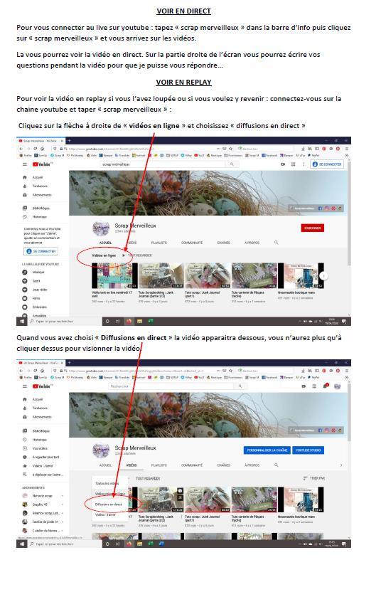tuto youtube